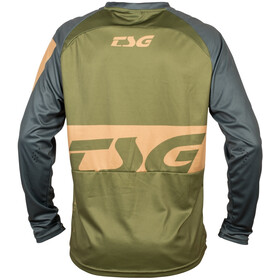 TSG Breeze Maillot manches longues, forest green